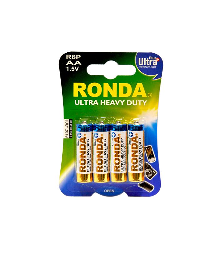 باتری قلمی هوی دیوتی روندا 4 عددی