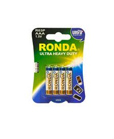 باتری نیم قلمی هوی دیوتی روندا 4 عددی