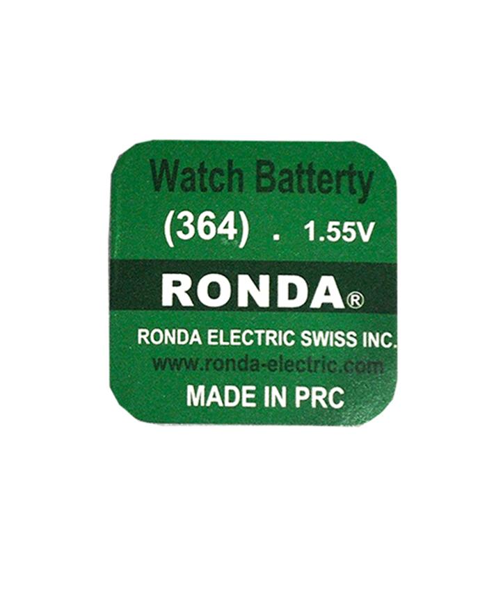 باتری ساعت روندا مدل 364