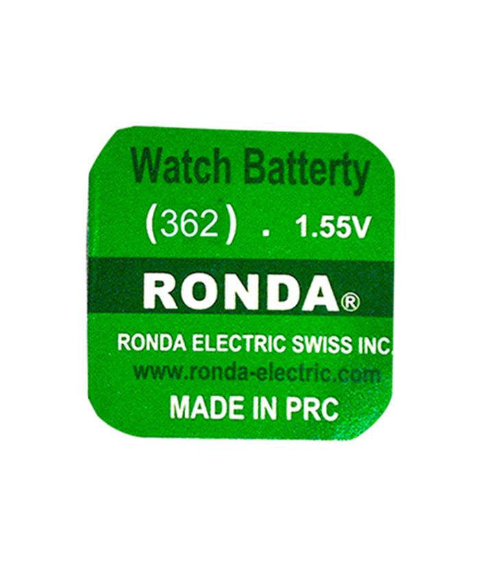 باتری ساعت روندا مدل 362