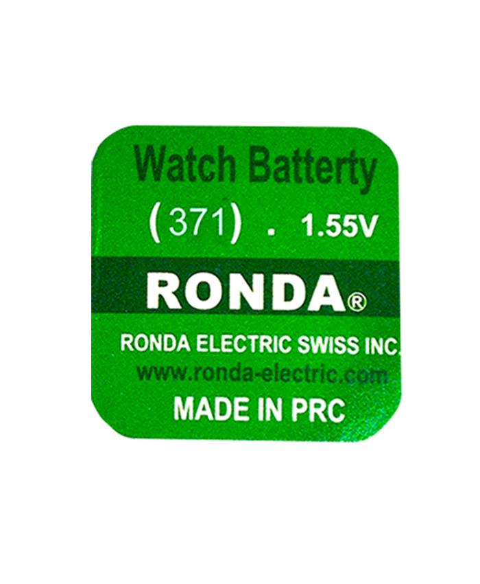 باتری ساعت روندا مدل 371
