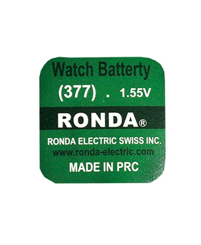 باتری ساعت روندا مدل 377