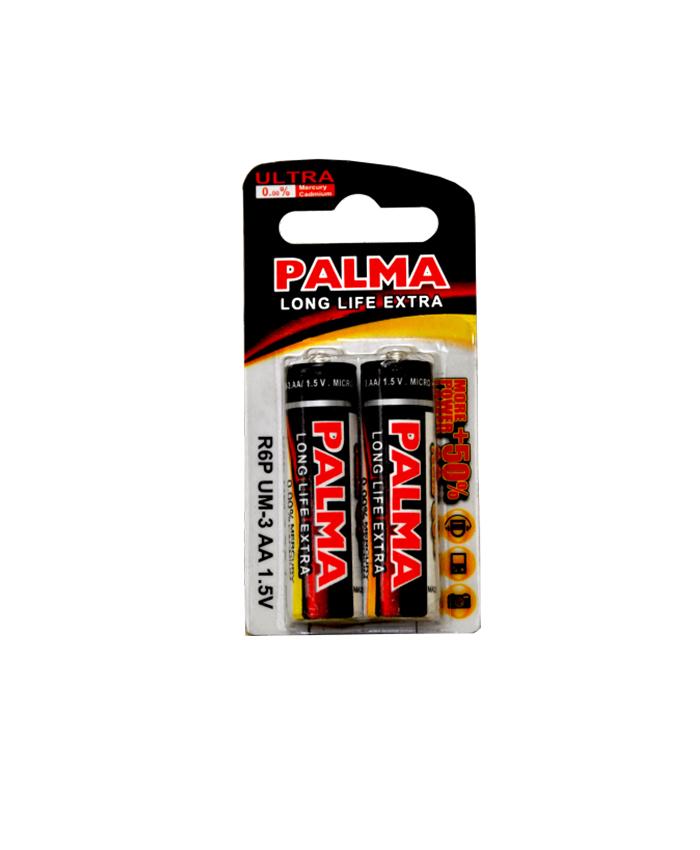 باتری قلمی پالما 2 عددی