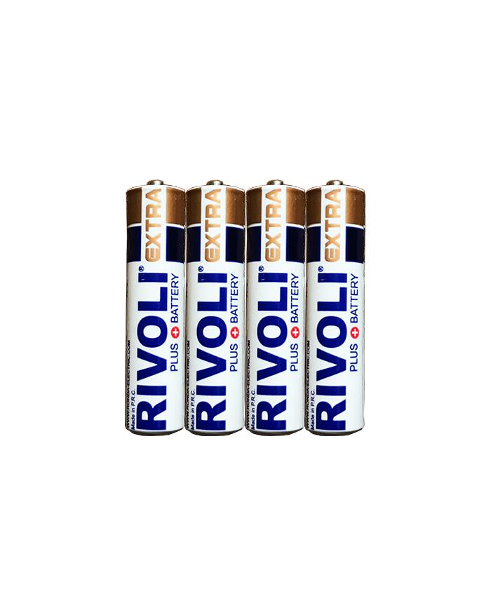 باتری نیم قلمی هوی دیوتی شرینک ریوولی 4 عددی