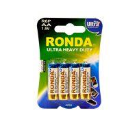 باتری-اولترا-هوی-دیوتی-کارتی-۴عددی-روندا-مدل-AA